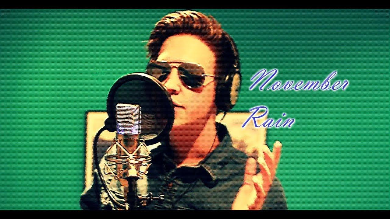 november rain guns n roses cover youtube