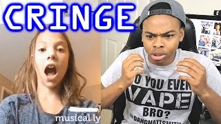 Ultimate BEST MUSICAL.LY Cringe Compilation Reaction