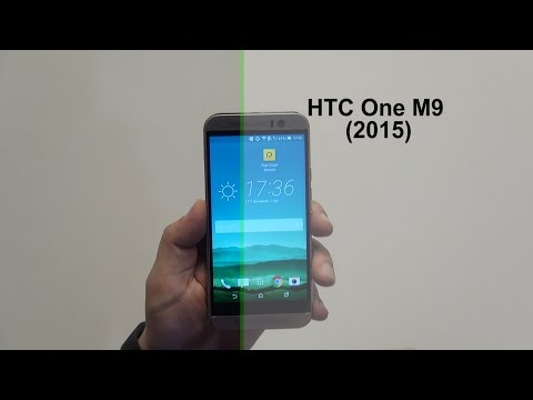 HTC One M9 review (www.buhnici.ro)