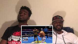 Manny Pacquiao vs Lucas Matthysse Highlights Reaction