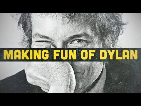 Musicians Love Making Fun of Bob Dylan