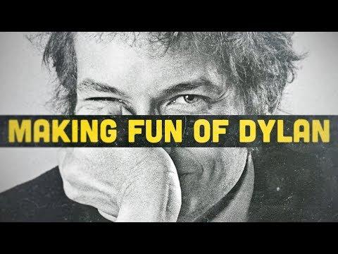 Musicians Love Making Fun <span class='fc_lc'>of</span> Bob Dylan