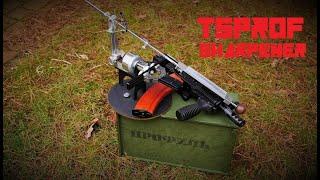 Trollsky and TSPROF knife sharpener