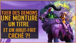Baixar World Of Warcraft - TUER DES DEMONS !!!!! [PATCH 7.3]