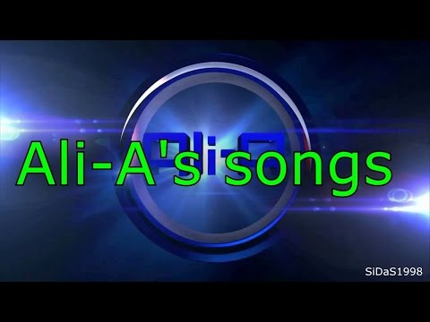 Ali-A's Intro/Outro/Background Best Songs + Download Links To All Songs | [HD]