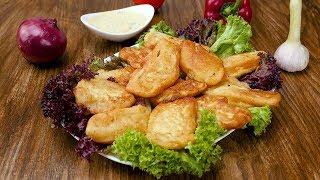 Рыба в пивном кляре - Рецепты от Со Вкусом