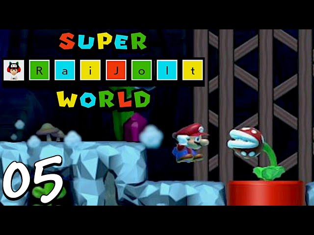 How NOT To Speedrun! - Super Mario Maker 2 - Super Raijolt World Part 5
