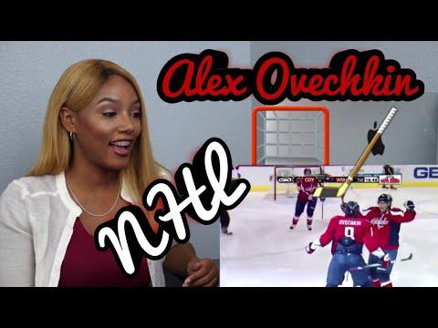 Clueless New hockey  Fan Reacts to Alex Ovechkin, NHL Hockey Highlights