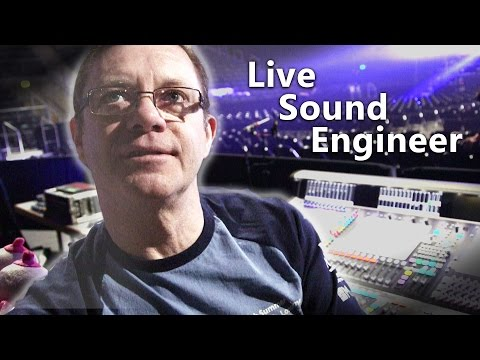 Live Sound Engineer - The Racket