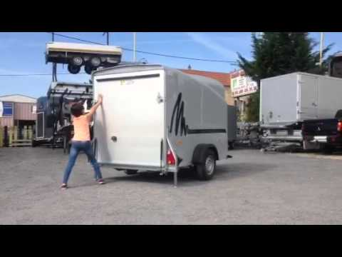 remorque debon cargo p2 youtube. Black Bedroom Furniture Sets. Home Design Ideas