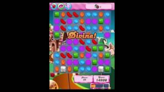 Candy Crush Saga Level 153 Walkthrough