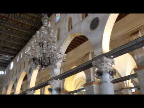 Guided Tour Of Masjid E Aqsa by Palestinian Child - Palestine - Jerusalem - English