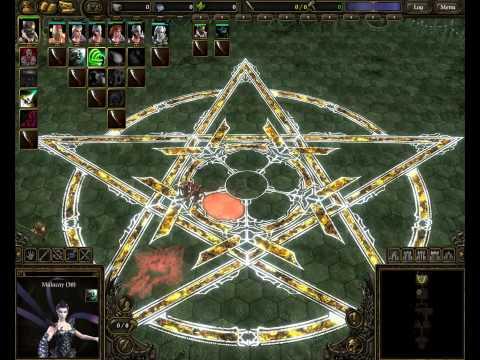 Spellforce 2 Shadow Wars - Malacay (final boss) in 5min 24sec |