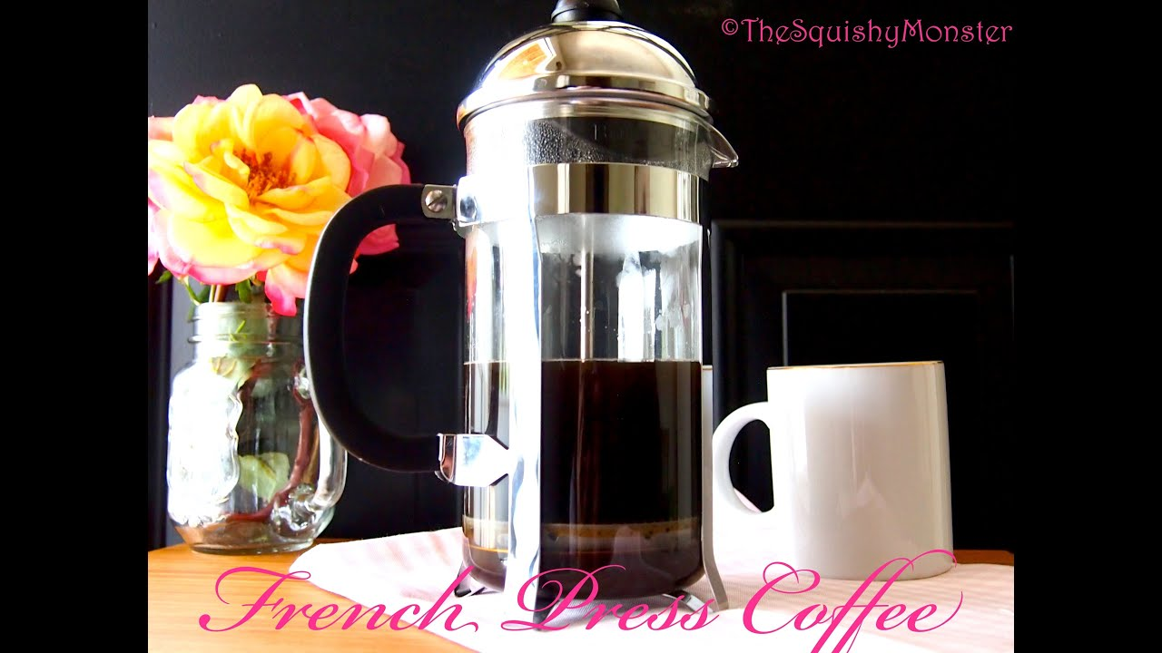 How to make Perfect French Press Coffee - Technique - YouTubeFrench Press Coffee Technique