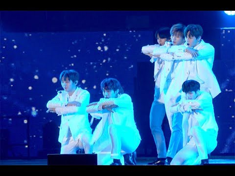 Free Download 190125 Therefore Wannaone - 불꽃놀이 (woojin Focus) Mp3 dan Mp4