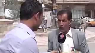 مرشح عراقي يتعهد بانه يزوج النسوان ههههههه