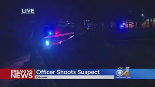 Police Investigate Officer-Involved Shooting