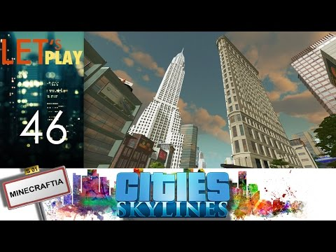 [FR] Cities Skylines - ep.46 - Flat Iron Building