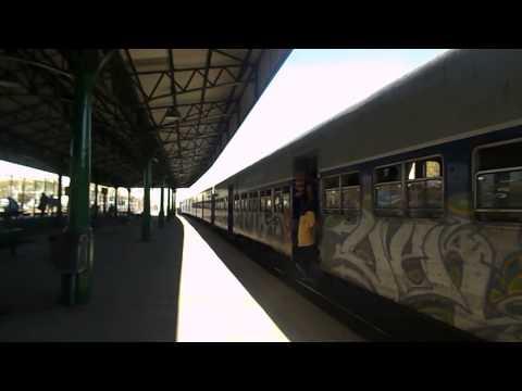 Tren de temperley a Haedo 1