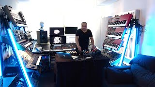Anthony Rother - HYBRID-SET Electro 2020 (Source Artists Live Stream at BE-AT.TV)
