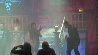 King Diamond w/ Shermann and Poulsen - Come to the Sabbath  (Live @ Sweden Rock, June 9th, 2012)