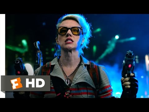 Ghostbusters (2016) - Battling the Ghosts Scene (9/10) | Movieclips streaming vf