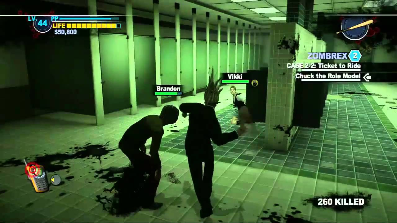 How To Beat The Psychopath Chuck The Role Model In Dead Rising 2