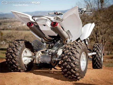 ♫ ♪ ♫ Yamaha Raptor 700 Exhaust review I SoundCheck ♫ ♪ ♫