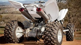♫ ♪ ♫ Yamaha Raptor 700 Exhaust review I SoundCheck ♫ ♪ ♫