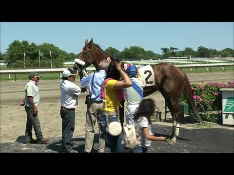 video thumbnail for MONMOUTH PARK 6-23-19 RACE 5