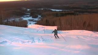 2013 01 16 - LSDA Twilight - Mt Baldy - SL - Alex Robinson - Video 1