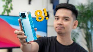 Lebih murah, lebih masuk akal! - Review realme 8 Indonesia