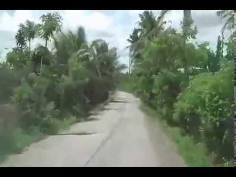 Rural Roads and Transport, Laguna, Philippines