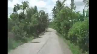 Rural Roads and Transport, Laguna, Philippines