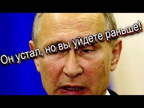 Стрим Путина. Нападение на мой сарай!