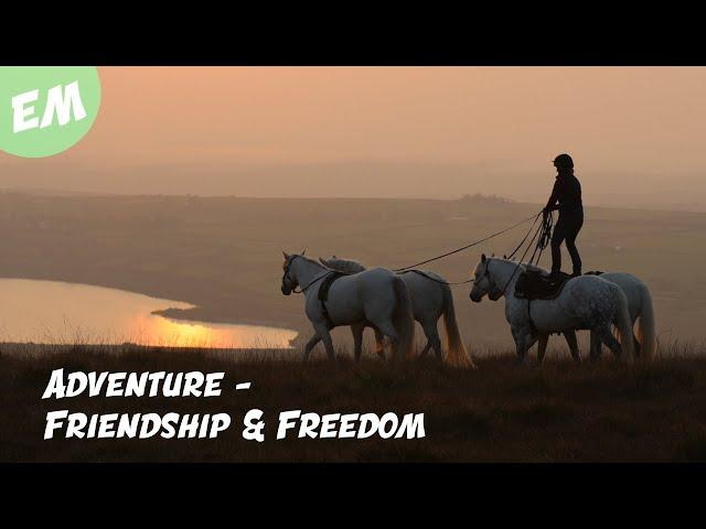 Adventure - Friendship & Freedom