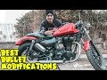 Best Royal Enfield Modifications in Delhi    Best Bullet Modified in India