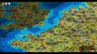 Civilization 3 World War 2 Europe Scenario