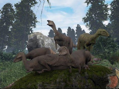 Dryosaurus Herd!