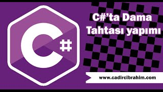 C# Dama tahtası yapımı