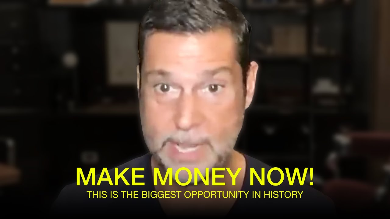 """""""THE BIGGEST OPPORTUNITY TO MAKE MONEY"""" 