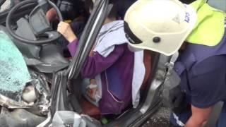 ДТП со смертельным исходом в Астрахани/первые минуты после