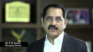 Dr. P N Arora, Managing Director - Yashoda Hospital Kaushambi, Ghaziabad