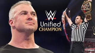 WWE's New Plans For Shane McMahon To Take Over As WWE Champion Has Fans In Panic Mode - WWE