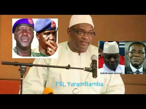 President Barrow Talks About Engaging Equatorial Guinea's President To Bring Jammeh To Justice