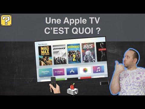 apple tv c quoi