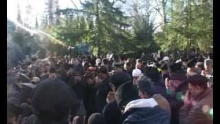 Beerdigung Hadayatullah Hübsch am 08. Januar 2011 - Schriftsteller und Imam der Nuur Moschee