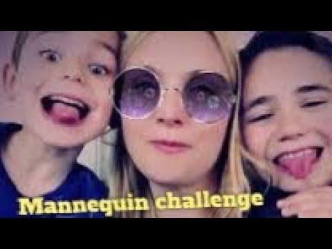 SWAN,NEO&SOPHIE   MANNEQUIN CHALLENGE GÉANT 🎉🎉
