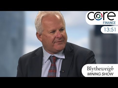 Blytheweigh Mining Show - Ron Heeks : Geopacific Resources
