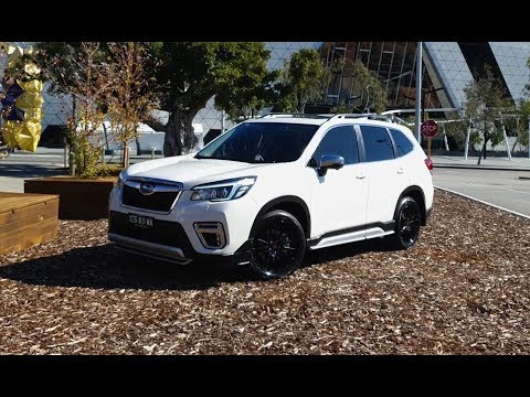 Zoom Test Drive | Perth City Subaru - Subaru Forester STi